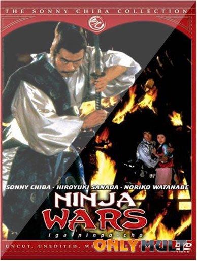 Poster Война ниндзя