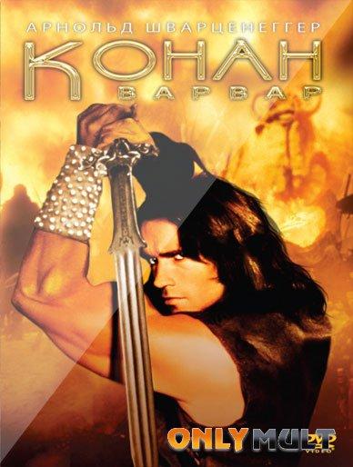 Poster Конан-варвар (1982)