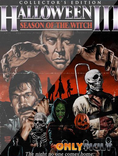 Poster Хэллоуин 3