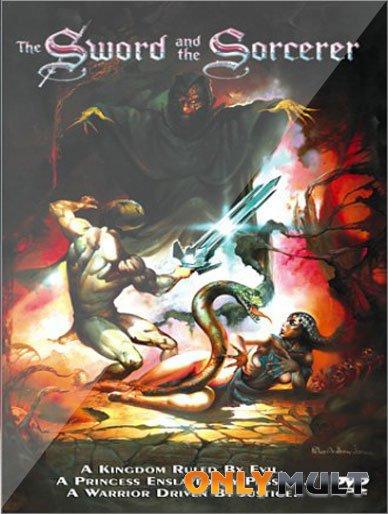Poster Меч и колдун