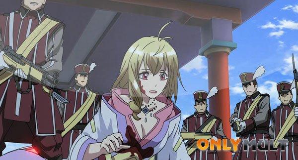 Первый скриншот Крест Анжи: Танец ангела с драконом