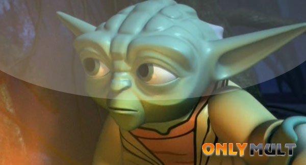 Третий скриншот Новые хроники Йоды: Побег из храма джедаев