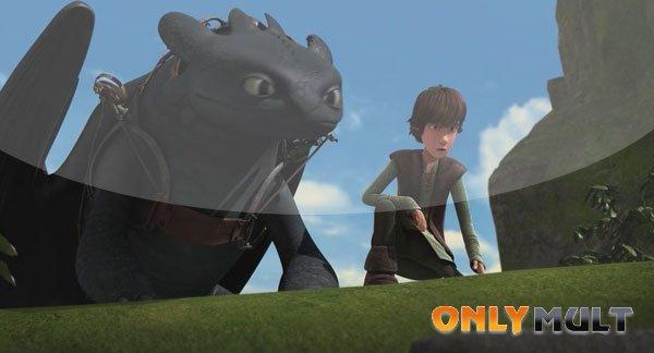 Первый скриншот Драконы: гонки бесстрашных: Начало