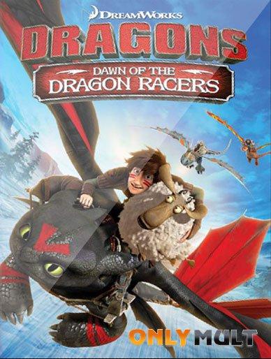 Poster Драконы: гонки бесстрашных: Начало