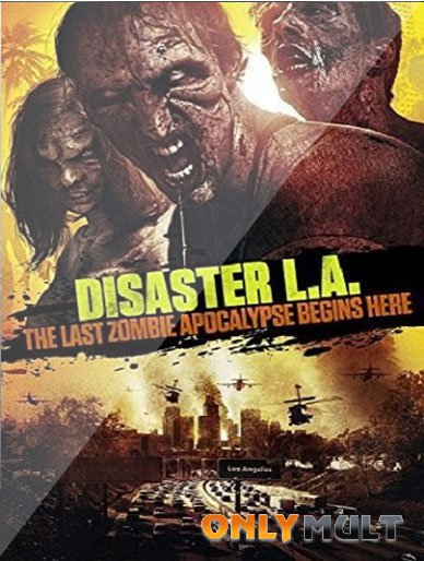 Poster Вторжение в Лос-Анджелес (2014)