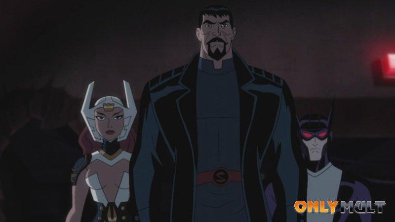 Второй скриншот Лига справедливости: Боги и монстры