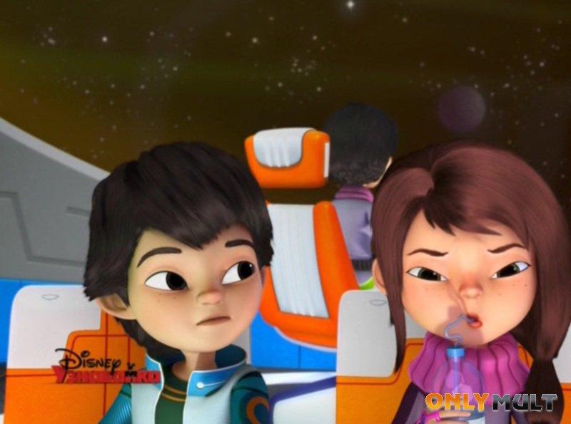 Второй скриншот Майлз с другой планеты