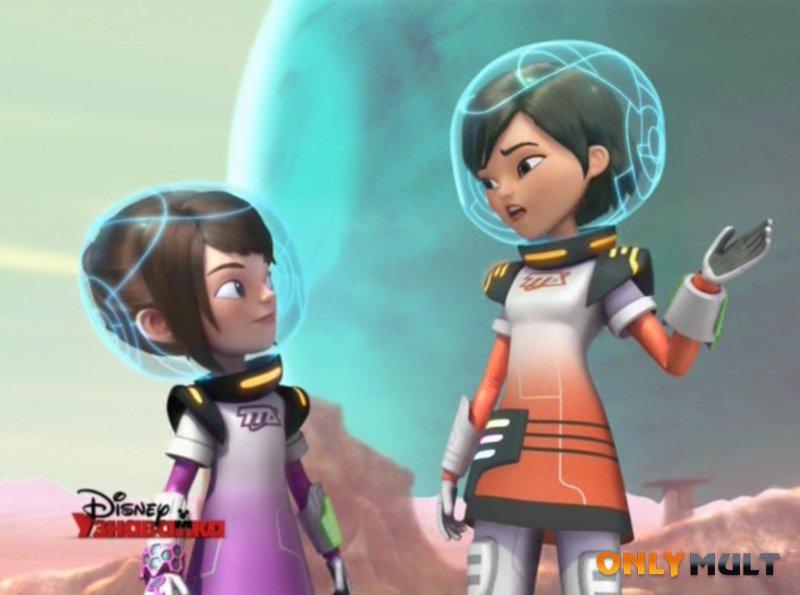 Первый скриншот Майлз с другой планеты