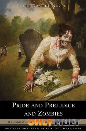 Poster Гордость и предубеждение и зомби