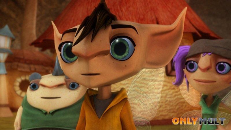 Первый скриншот Приключения Пикси