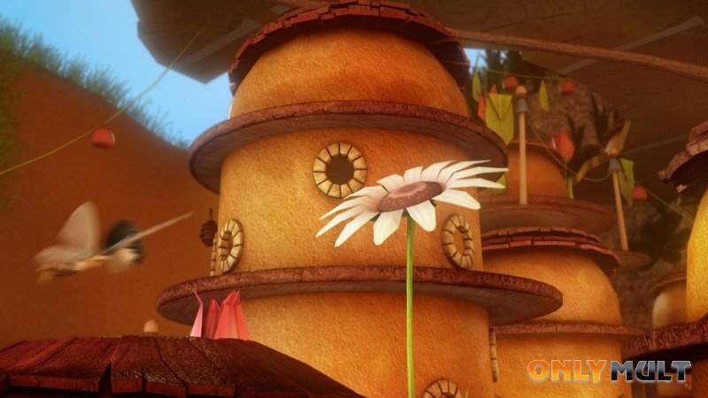 Второй скриншот Приключения Пикси