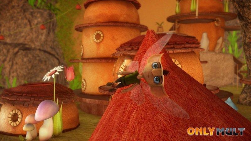 Третий скриншот Приключения Пикси