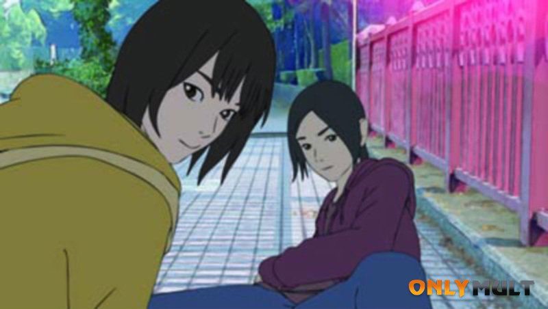 Первый скриншот Случай Ханы и Элис