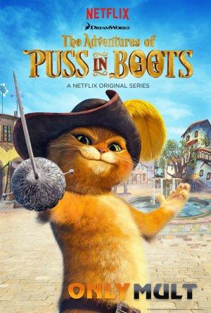 Poster Приключения Кота в сапогах