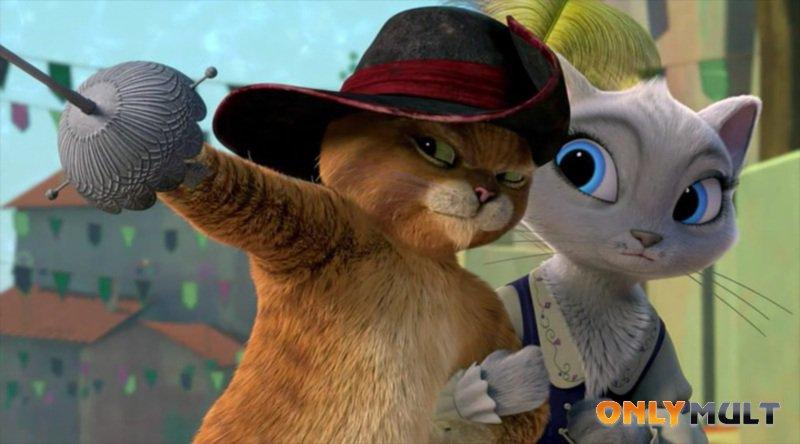 Третий скриншот Приключения Кота в сапогах