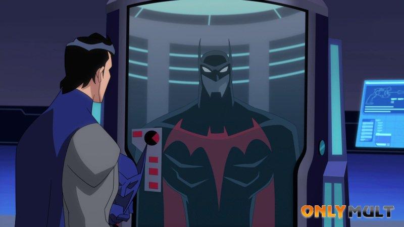 Первый скриншот Безграничный Бэтмен: Животные инстинкты