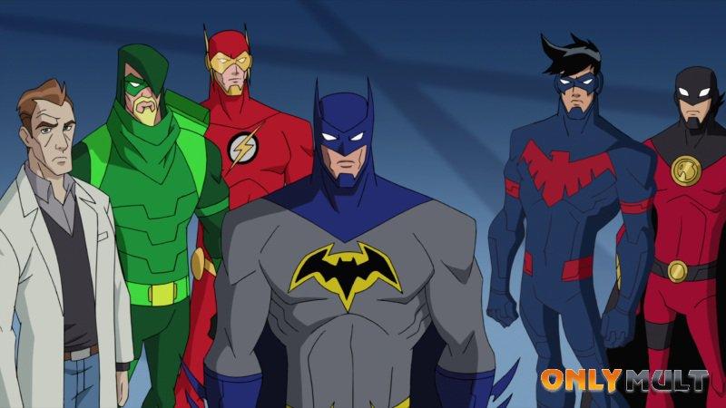 Второй скриншот Безграничный Бэтмен: Животные инстинкты