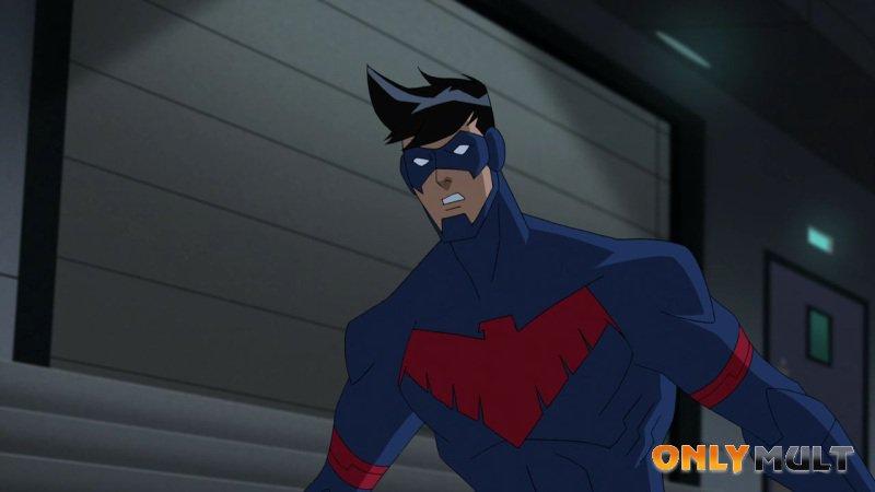 Первый скриншот Безграничный Бэтмен: Хаос