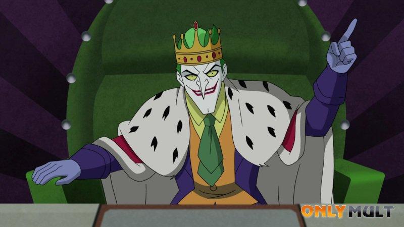 Второй скриншот Безграничный Бэтмен: Хаос