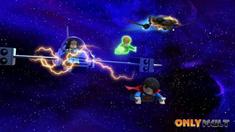 Третий скриншот LEGO супергерои DC: Лига справедливости против Лиги Бизарро
