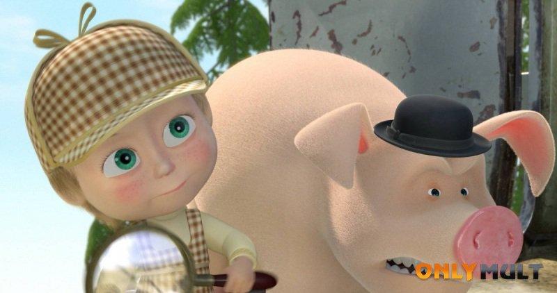 Третий скриншот Маша и медведь: Запутанные истории
