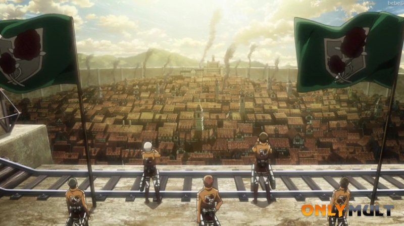 Второй скриншот Вторжение титанов: Крылья свободы