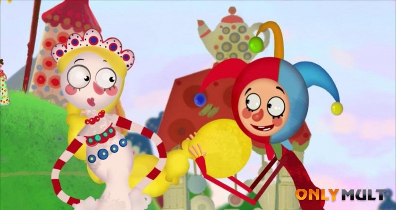 Второй скриншот Приключения Петрушки и его друзей