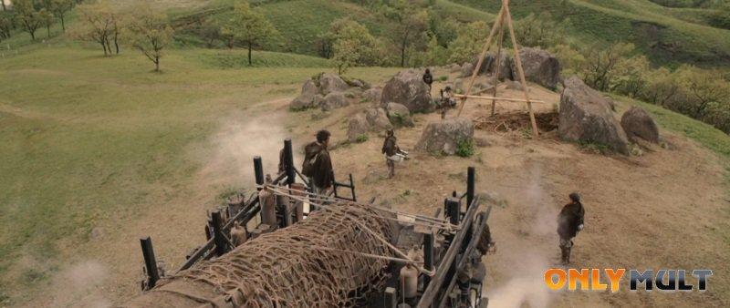 Второй скриншот Атака титанов: Фильм второй: Конец света