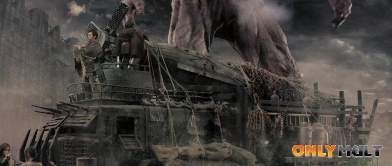 Первый скриншот Атака титанов: Фильм второй: Конец света
