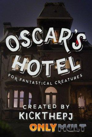 Poster Отель Оскара для фантастических существ