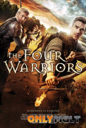Poster Четыре воина