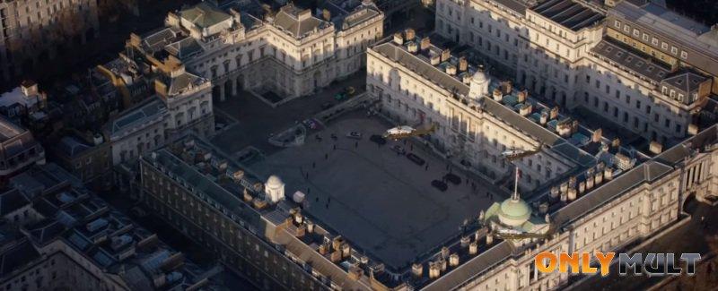 Первый скриншот Падение Лондона (2016)