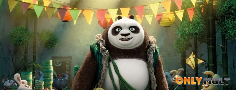 Первый скриншот Кунг-фу Панда 3 HD