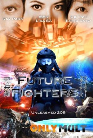 Постер торрента Будущий боец