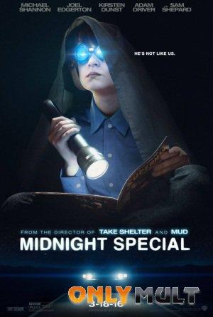 Poster Специальный полуночный выпуск