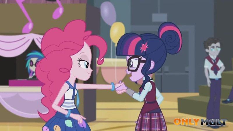 Третий скриншот Девушки из Эквестрии: Игры дружбы