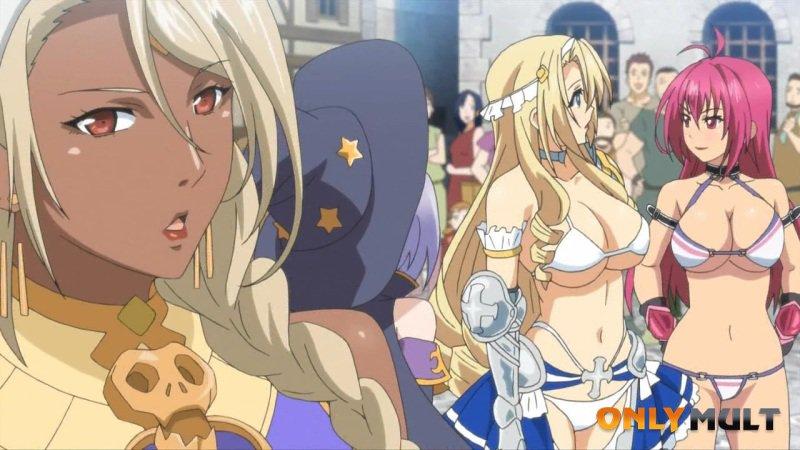 Второй скриншот Воительницы в бикини