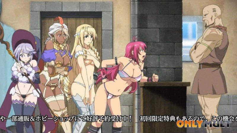 Третий скриншот Воительницы в бикини