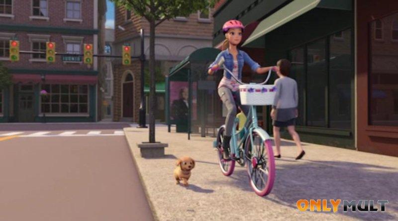 Второй скриншот Барби и щенки в поисках сокровищ