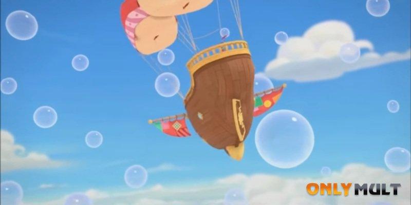 Третий скриншот Приключения Дино