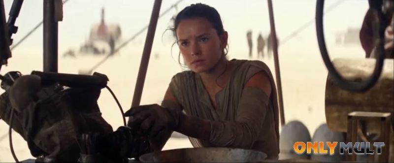 Первый скриншот Звездные войны: Пробуждение силы