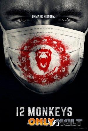 Poster 12 обезьян [сериал 2015]