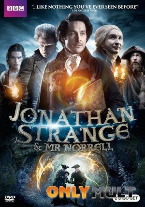 Poster Джонатан Стрендж и мистер Норрелл