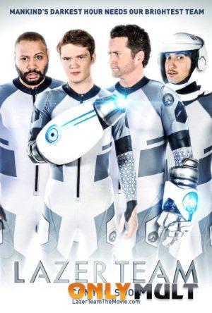 Постер торрента Лазерная команда