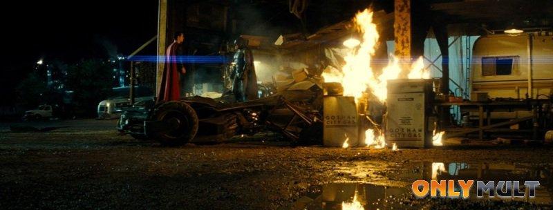 Первый скриншот Бэтмен против Супермена: На заре справедливости