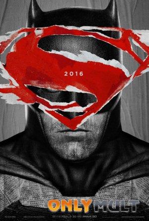 Poster Бэтмен против Супермена: На заре справедливости