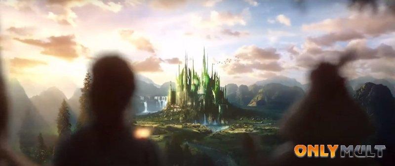 Третий скриншот Возвращение в Изумрудный город (2016)