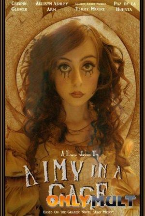 Poster Эйми в клетке