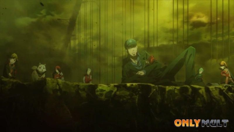 Первый скриншот Персона 3: Фильм 4