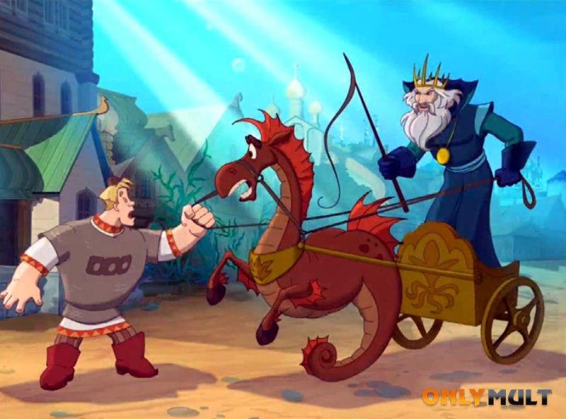 Три богатыря и Морской царь 2016 смотреть онлайн в хорошем